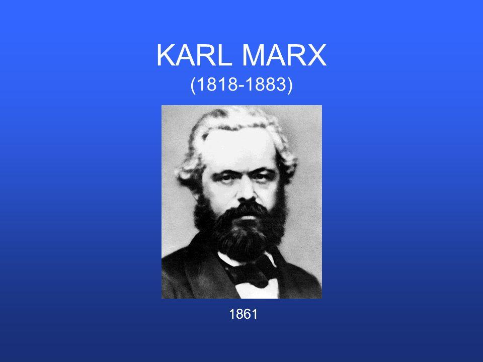 Biografia Nasceu em Trier, Alemanha.Pais judeus convertidos.
