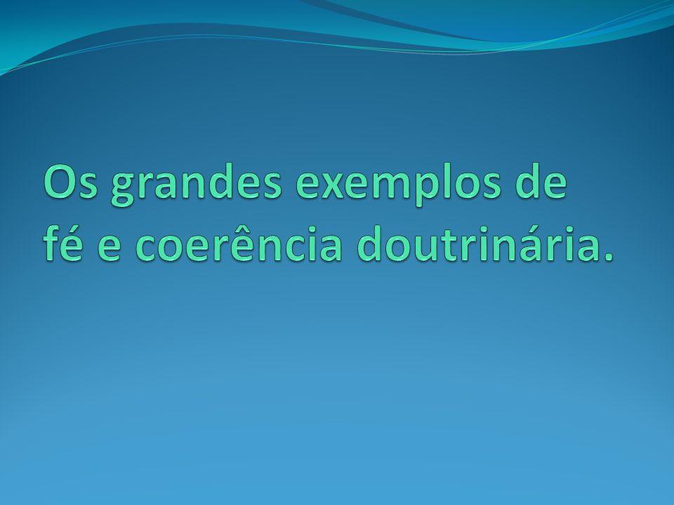 Características do Evangelizador 6.