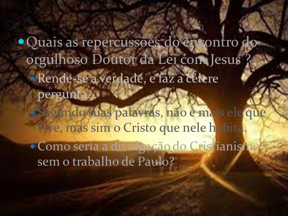 O Evangelizador Escolhido (Paulo de Tarso, o Evangelizador Escolhido, Sandra Borba) Jesus a Ananias, segundo relato de Lucas: Seremos os vasos escolhidos de nossa época.