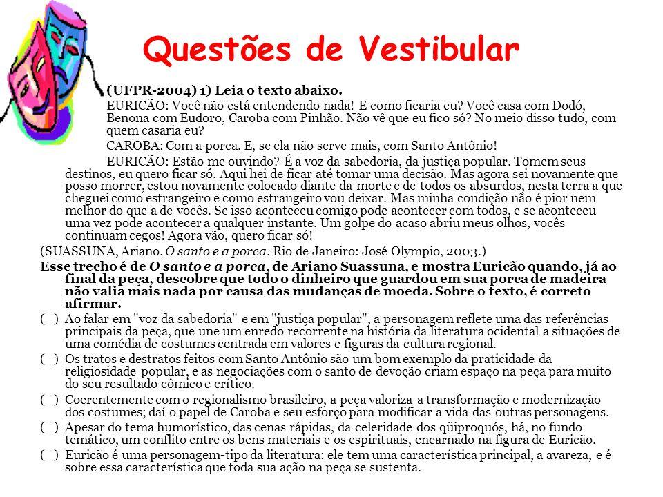 2-(Universidade Católica de Goiás) Leia o texto a seguir e assinale os itens de números: 46 até 48.
