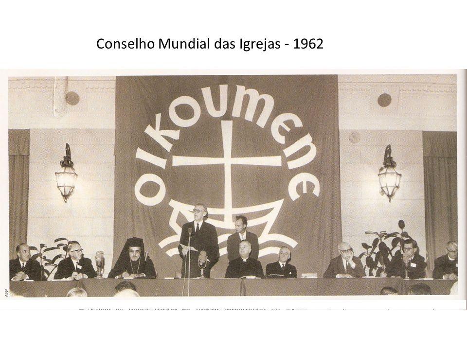 Conselho Mundial das Igrejas - 1962