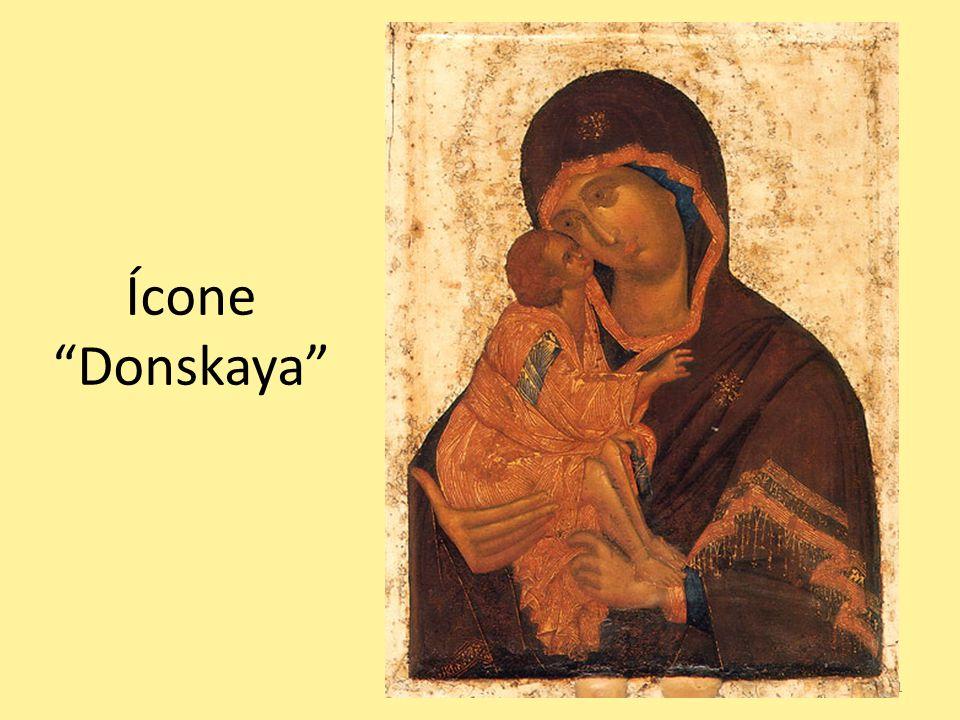Ícone Donskaya 41