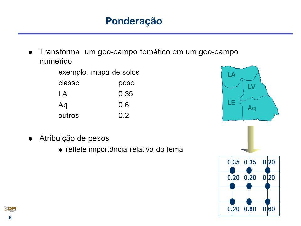 49 Exercício 25 - Aplicativo 1 (resposta final) Quanto da área urbana de Brasília encontra-se em uma classe de baixa aptidão ao uso .