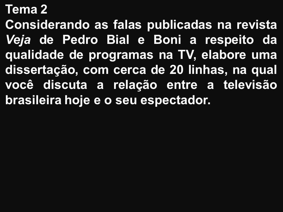 A TV no Brasil já passou dos 50 anos e, mesmo com o advento da internet, ela ainda continua com um respeitável espaço na vida dos brasileiros.