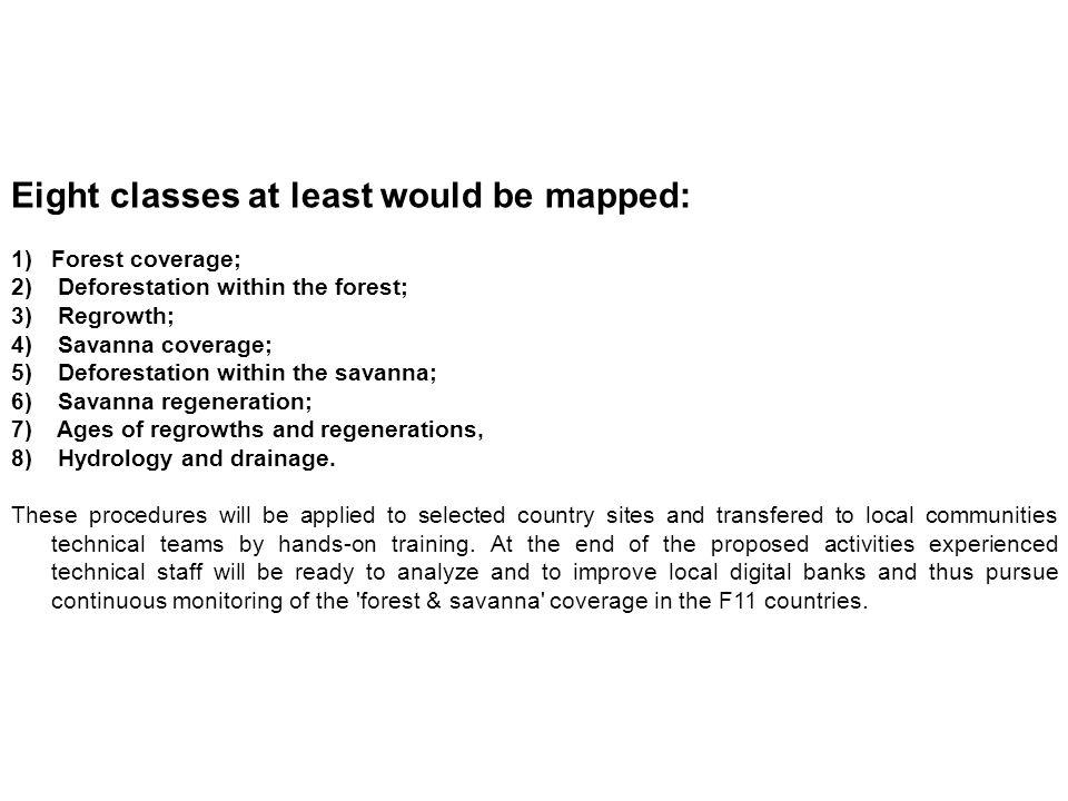 MAPA SOBRE O MOSAICO DE IMAGENS LANDSAT NASA – GEOCOVER - 2000