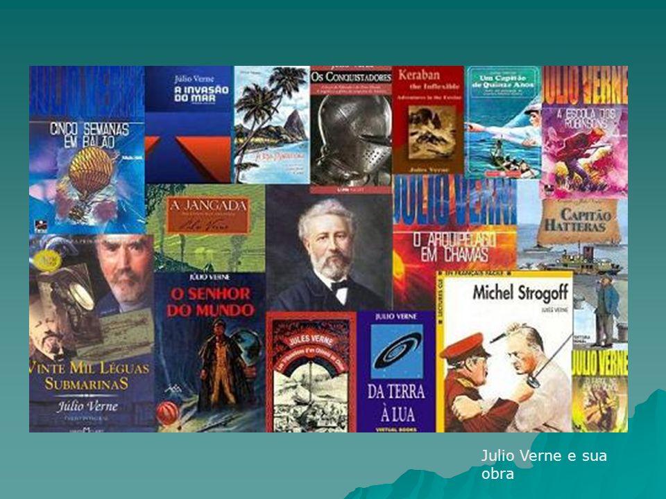 Julio Verne e sua obra