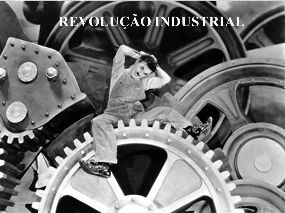 IDADE CONTEMPORÂNEA Prof. Iair iair@pop.com.br REVOLUÇÃO INDUSTRIAL