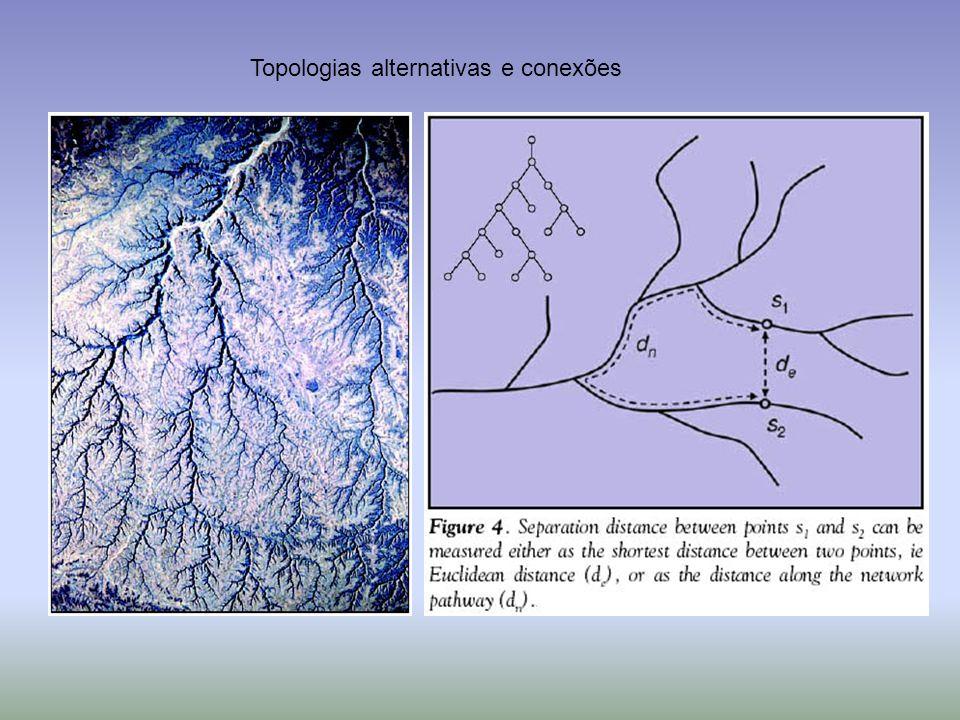 Topologias alternativas e conexões