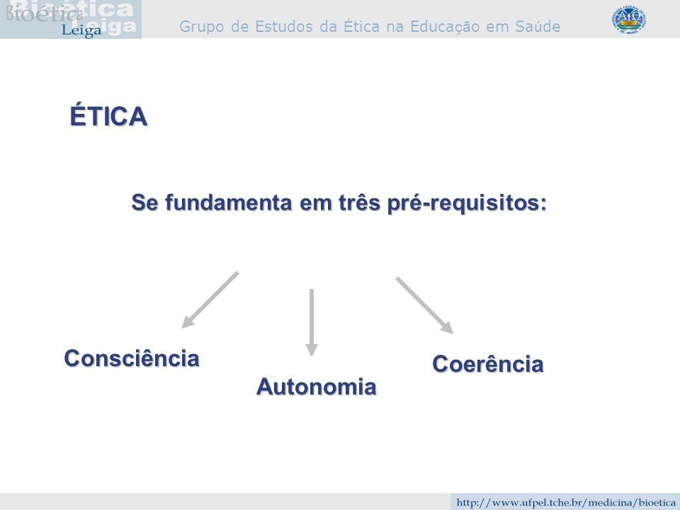 Grupo de Estudos da É tica na Educa çã o em Sa ú de PRINCÍPIOS DE USO DE MEDICAMENTOS Mas há 30 anos...