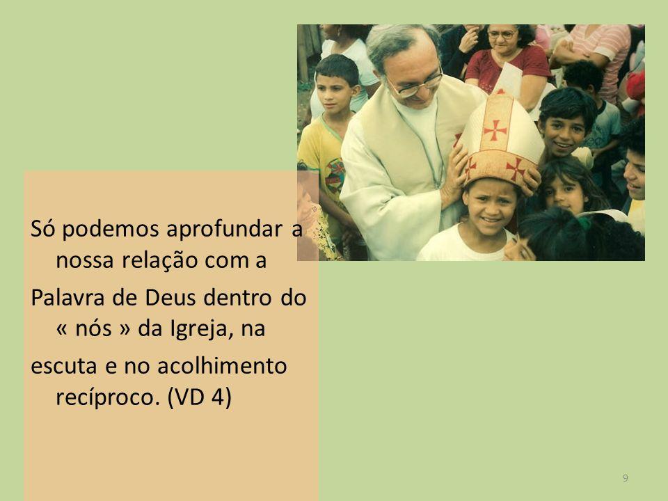 20 PALAVRA SER HUMANO RESPONDE HERMENÊUTICA (Igreja) DEUS FALA