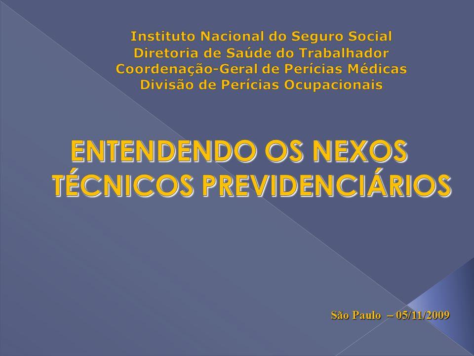 São Paulo – 05/11/2009