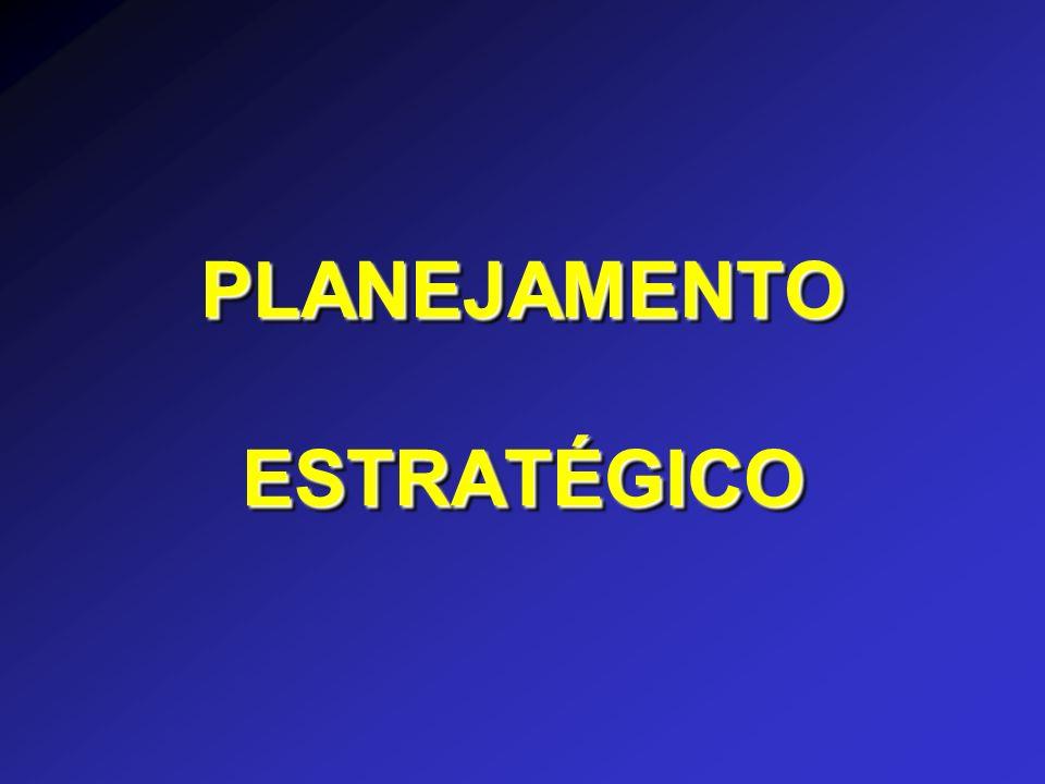 O que é Planejamento Estratégico; Visão Geral da metodologia; Importância.PROPOSTA