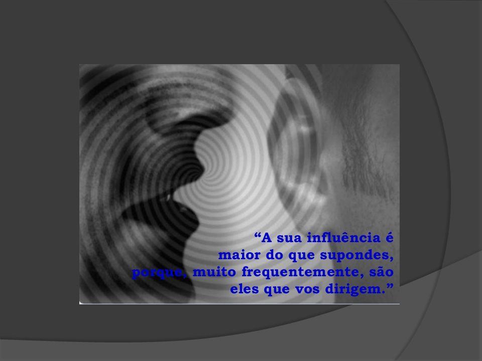 No Espiritismo encontramos respostas holísticas, mostrando a ligação entre a vida física, psíquica e espiritual.