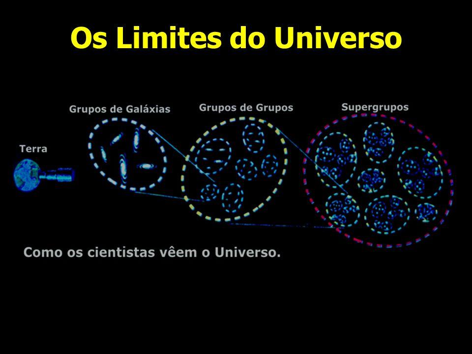 10 fermis (10 -14 m). O Núcleo de um átomo de Carbono.