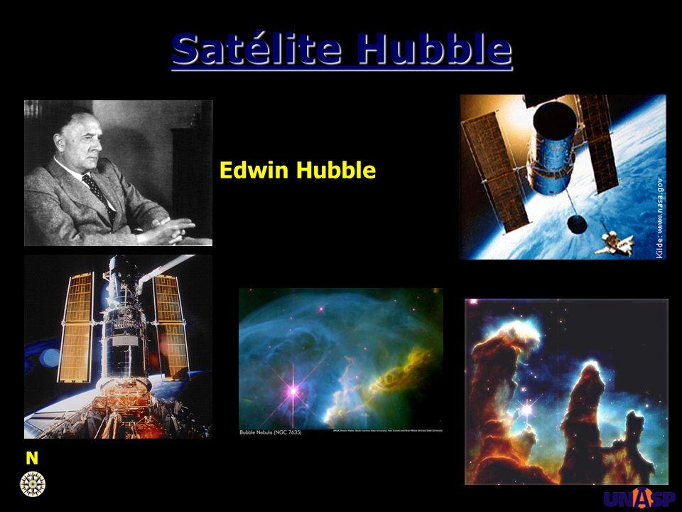 Satélite Hubble N Edwin Hubble