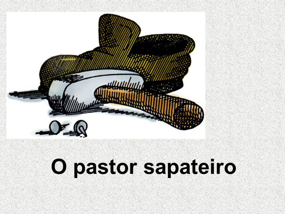 O pastor sapateiro