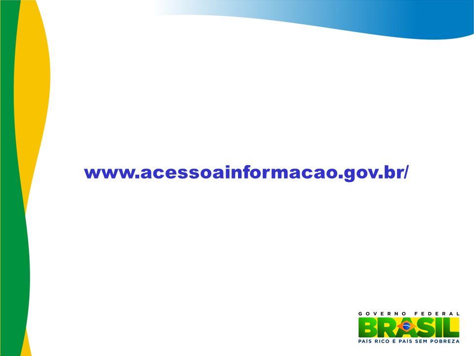 www.acessoainformacao.gov.br/
