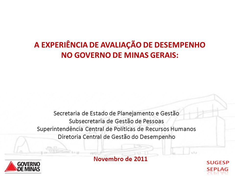 Secretaria de Estado de Planejamento e Gestão Subsecretaria de Gestão de Pessoas Superintendência Central de Políticas de Recursos Humanos Diretoria C