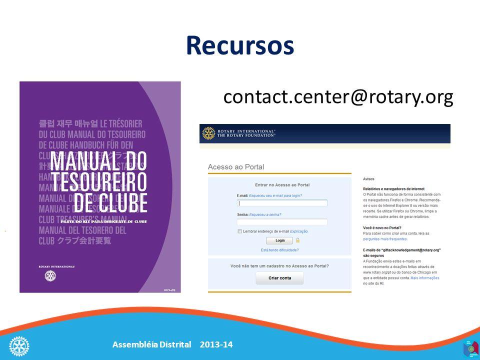 Recursos contact.center@rotary.org