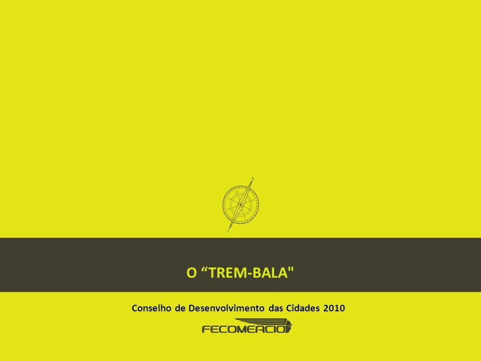 O TREM-BALA