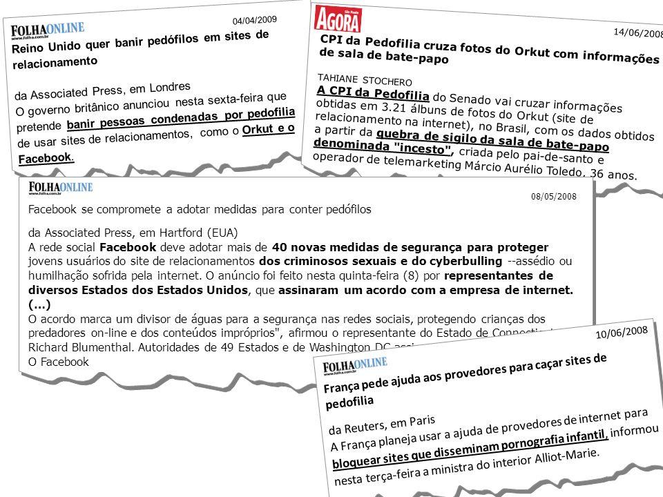 © ICTS Global 2009 04/04/2009 Reino Unido quer banir pedófilos em sites de relacionamento da Associated Press, em Londres O governo britânico anunciou