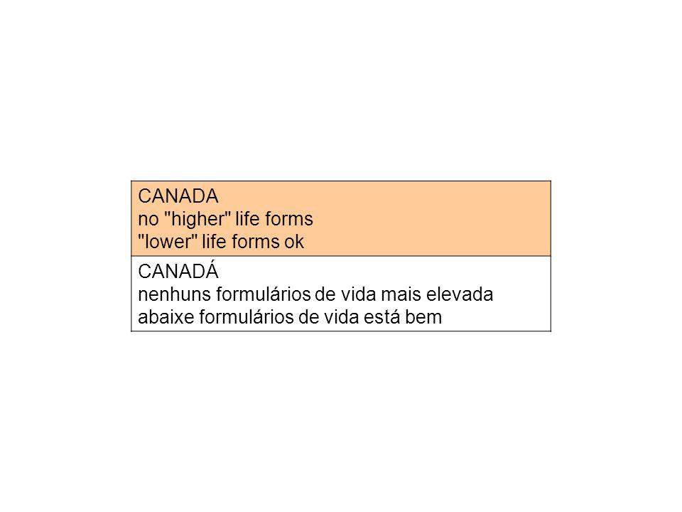 CANADA no