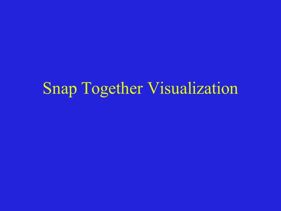 Snap Together Visualization