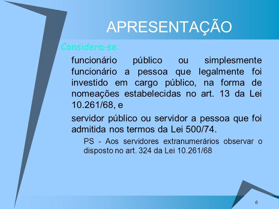 27 LICENÇA PRÊMIO (CONTINUAÇÃO) Atenção: A licença prêmio não poderá ser gozada em parcelas inferiores a 30 dias; A partir de 21/05/99, data da vigência da L.C.