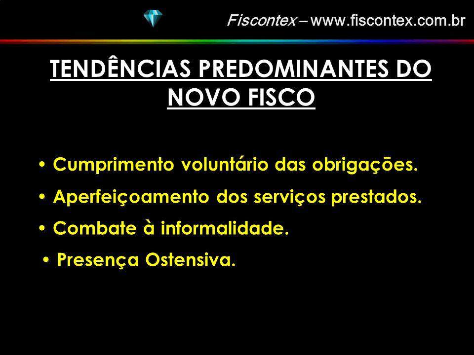 Fiscontex – www.fiscontex.com.br Setor: COMÉRCIO E SERVIÇOS 2002 Índices de Inadimplência 2002 = 7,1% 2003 = 6,4% 2004 = 4,8% Mesmo assim o setor aumentou sua participação nos débitos não pagos, respectivamente de 24,1%, para 26,6% e 27,1%.