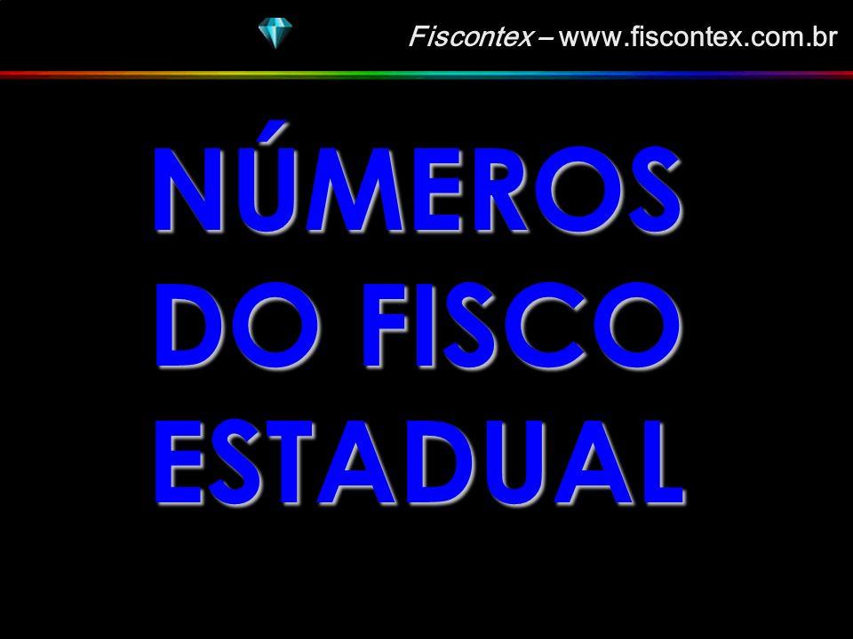 Fiscontex – www.fiscontex.com.br METAS DO FISCO ESTAUDAL ATÉ 31.12.2005 80.000 CONTRIBUINTES.