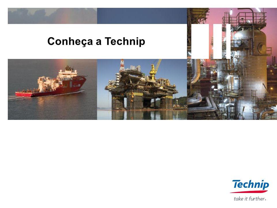 Conheça a Technip