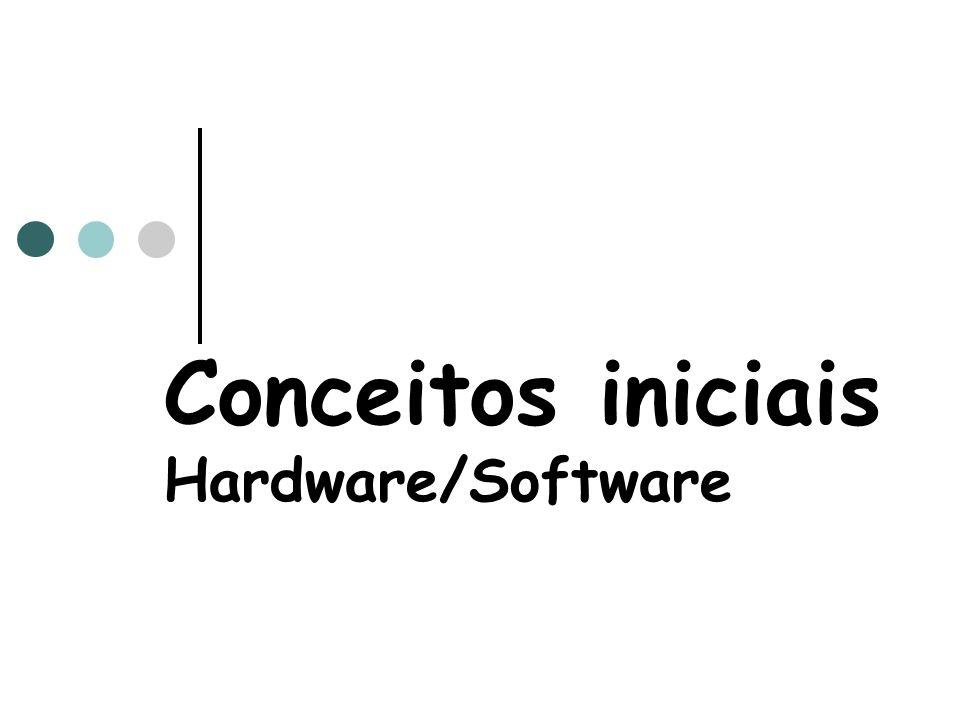 No dia a dia usamos o sistema decimal Utiliza 10 digitos (0- 9), a base é 10 Conforme apresentado, o computador trabalha com o sistema binário emprega 2 dígitos 0 e 1 (base 2) Representação da informação