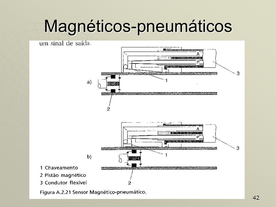 42 Magnéticos-pneumáticos