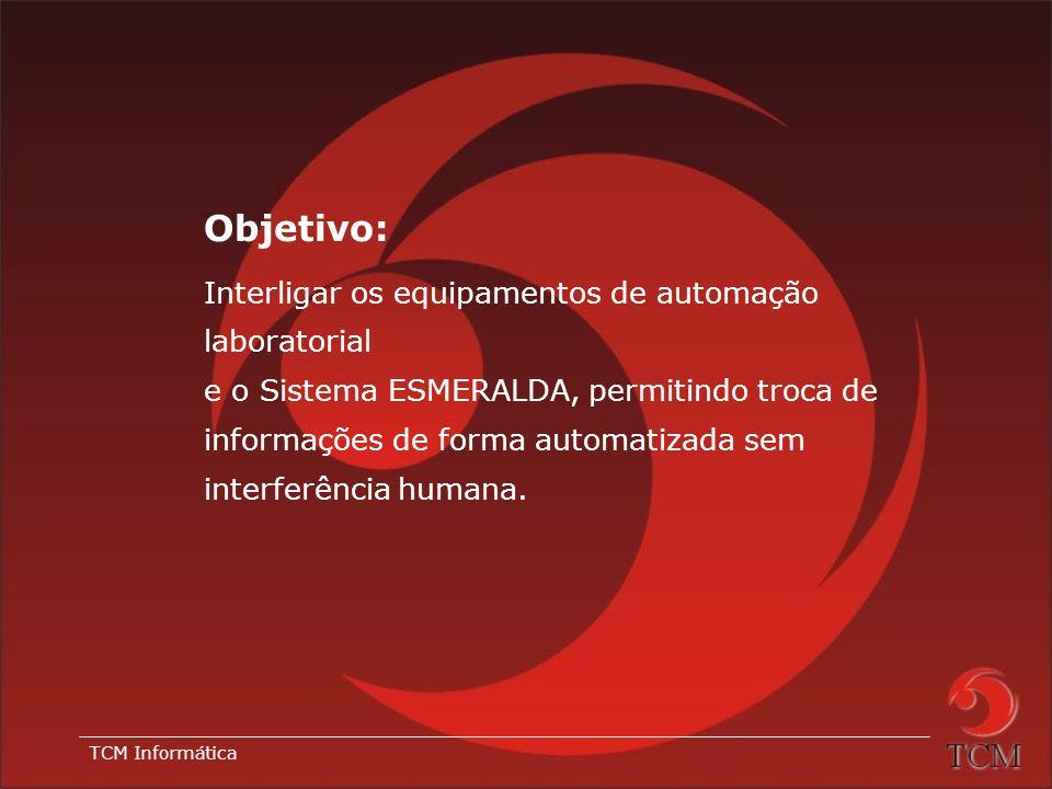 TCM Informática Disponibilizar, via Internet, com abrangência global, dispositivos para proporcionarem o interfaceamento de equipamentos de automação