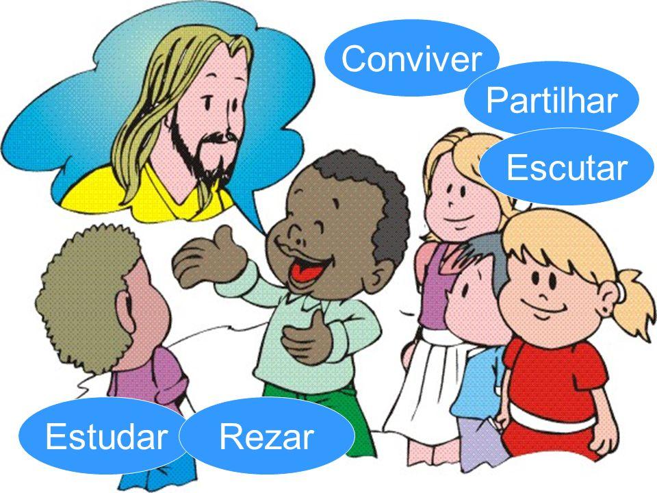 Os encontros de Grupo Jesus reunia os Apóstolos para conviver com eles, rezar, testemunhar o amor do Pai para com os pequenos e excluídos, assim as cr