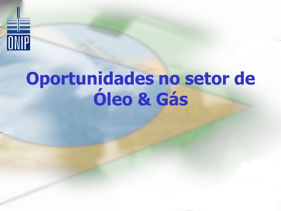 Oportunidades no setor de Óleo & Gás