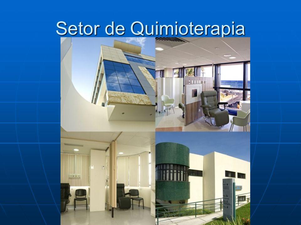 Setor de Quimioterapia