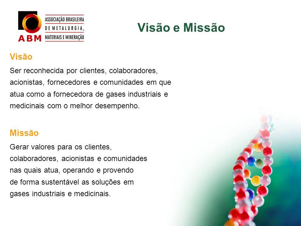 Responsabilidade Social 17 A White Martins investe em projetos de inclusão social desde a década de 70.