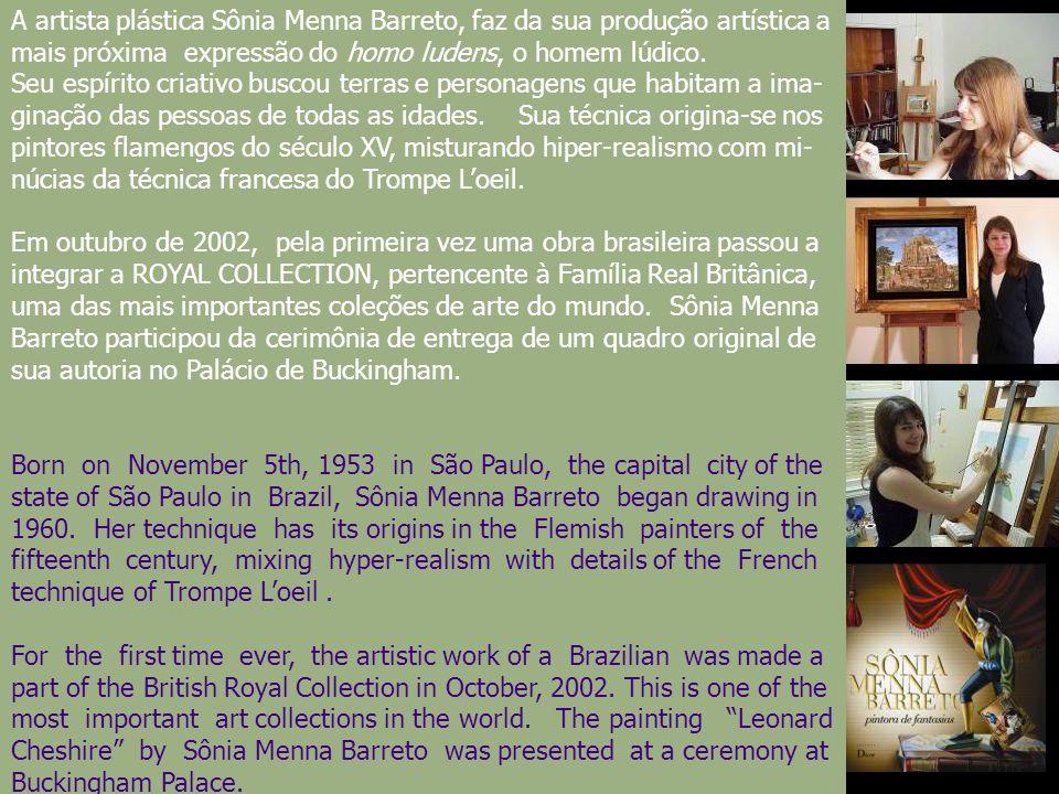 Exposição: Sônia Menna Barreto - Releitura Realização: Eduardo Esteves Art Management Local: MAB – Museu de Arte de Blumenau – Sala Oficial Rua XV de