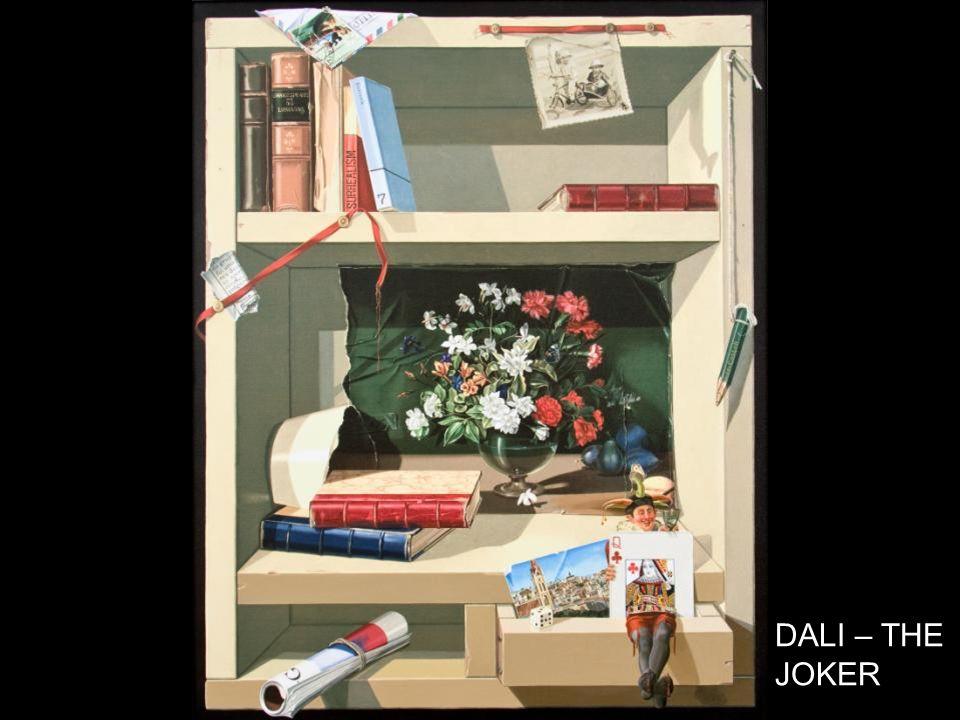 DALI – THE JOKER