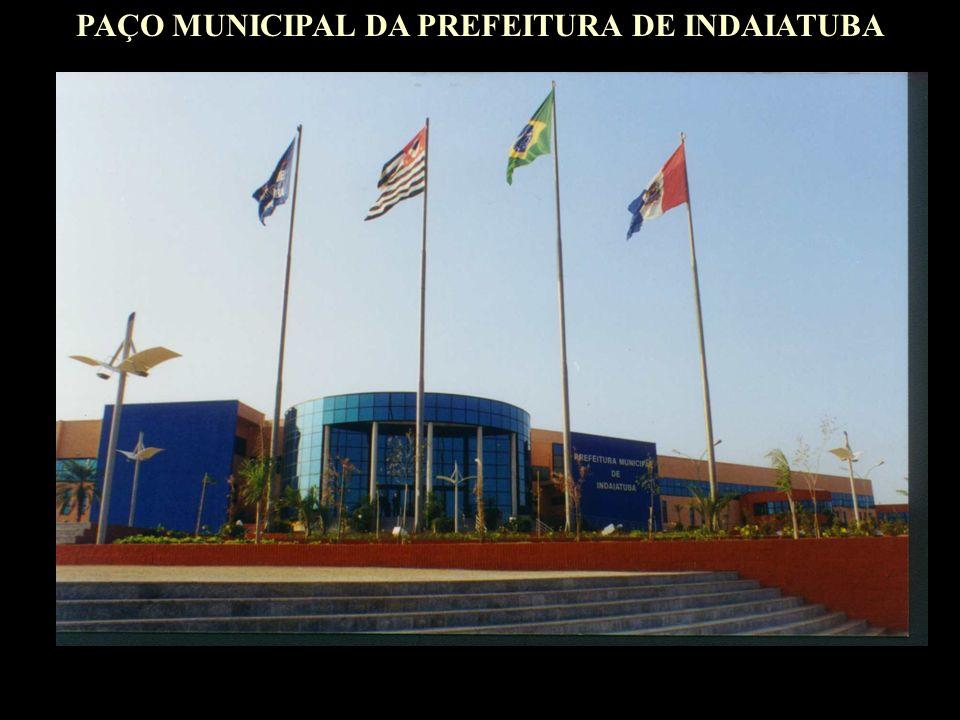 PAÇO MUNICIPAL DA PREFEITURA DE INDAIATUBA