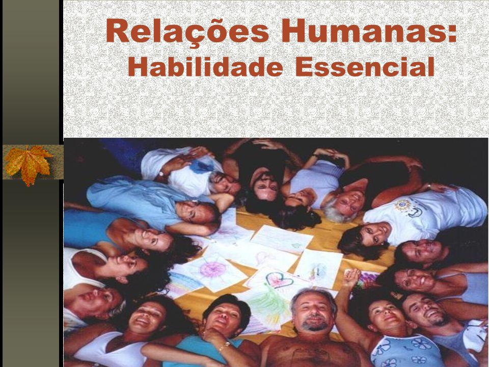 Relações Humanas: Habilidade Essencial