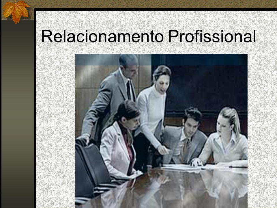 Relacionamento Profissional