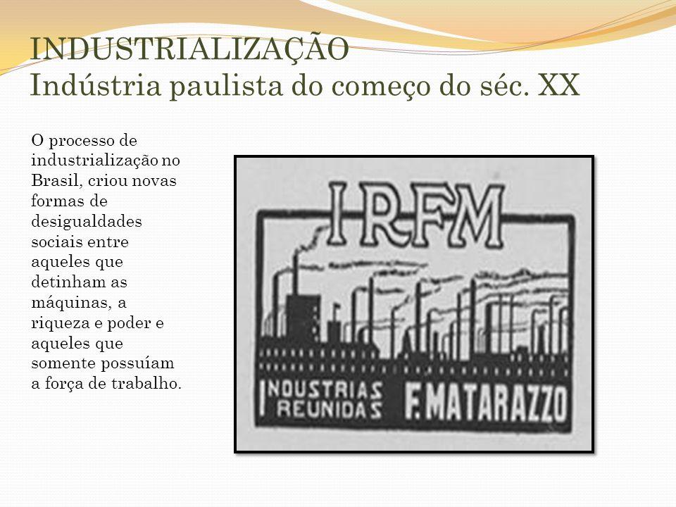 URBANIZAÇÃO O processo de urbanização, consolidou as novas relações sociais e de trabalho do modo capitalista.