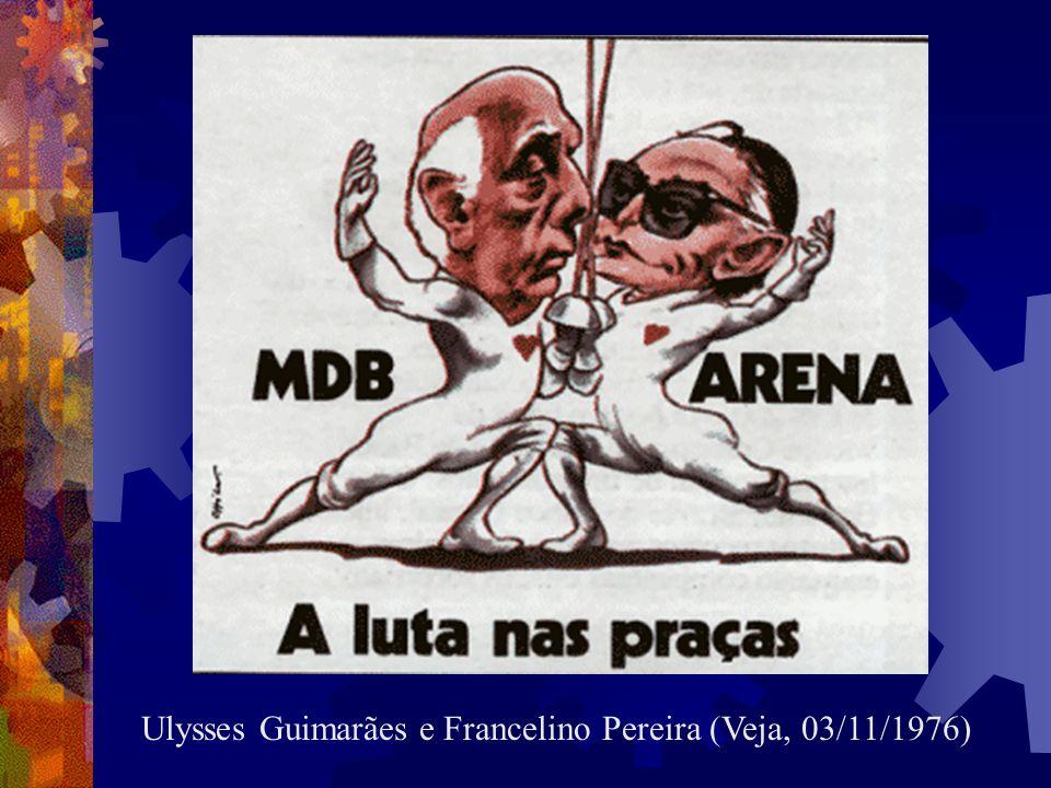 GOVERNO GEISEL (1974-1979) Reforma do Poder Judiciário. Revogação do AI-5. No governo Geisel o Brasil dá os primeiros passos para a redemocratização.