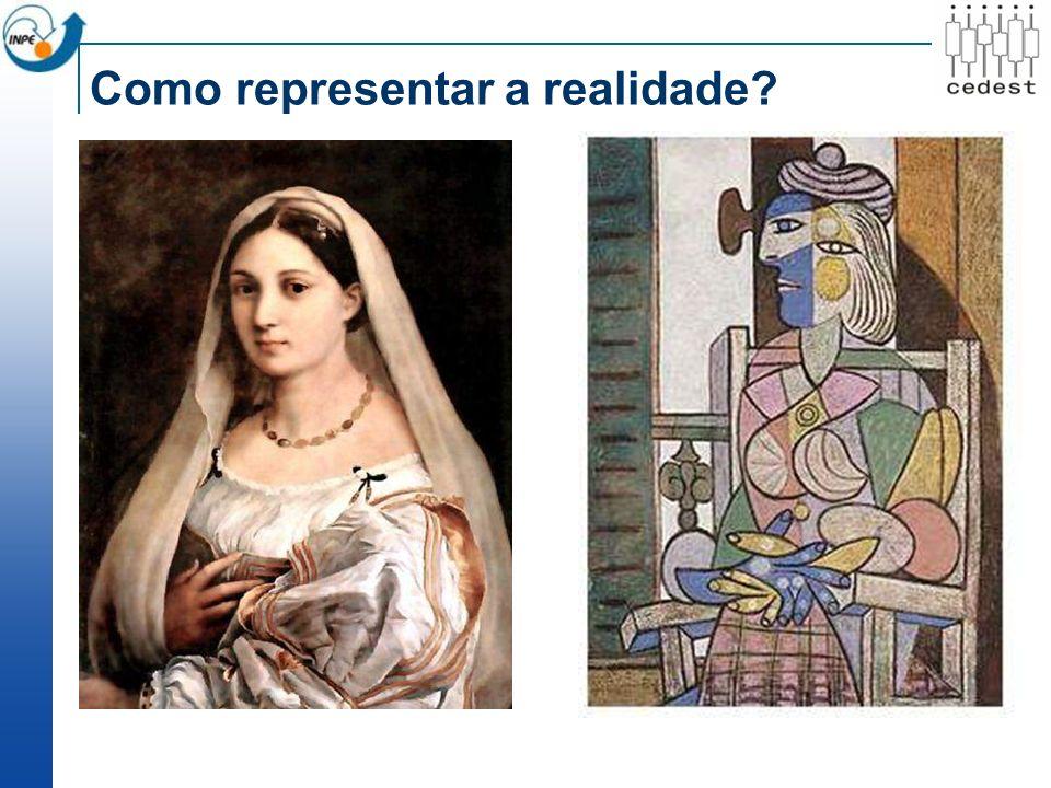 Como representar a realidade?