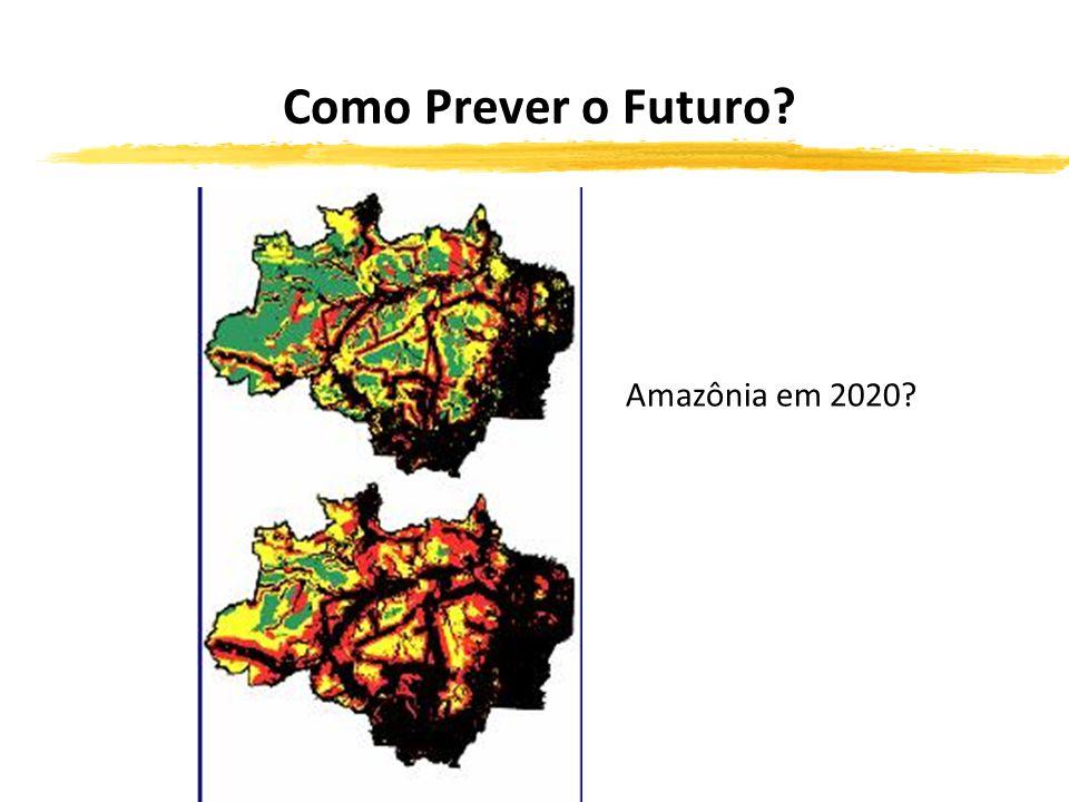 Como Prever o Futuro Amazônia em 2020