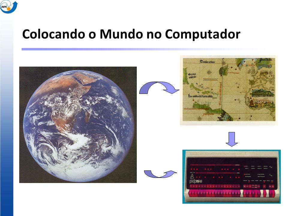 Colocando o Mundo no Computador