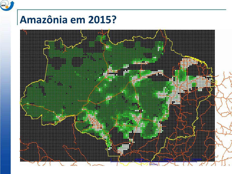 Amazônia em 2015?