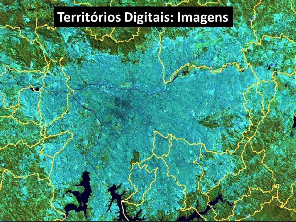 Territórios Digitais: Imagens
